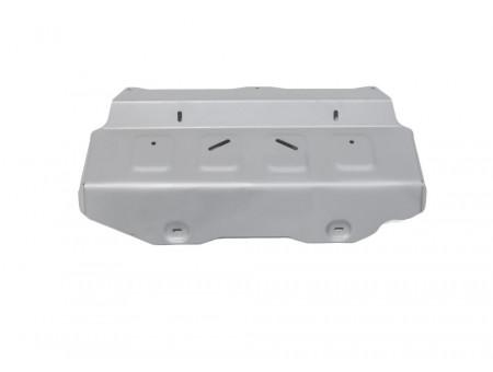 Защита радиатора+картера 2.8d полный привод; часть 1; только со штатным бампером