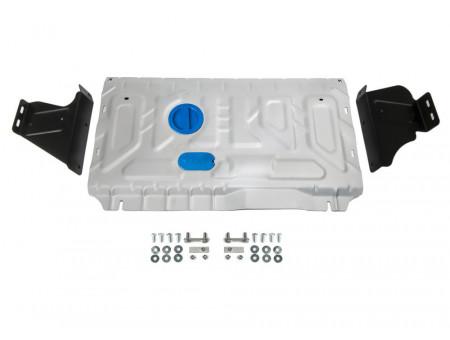 Защита картера+КПП 2.2d; передний привод