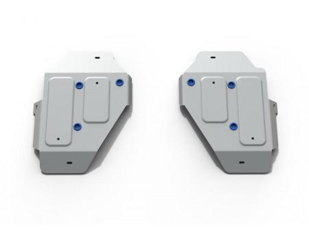 Защита топливного бака 2.0 240л.с.; 2.2d 188л.с.; 2.2d 150л.с.