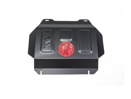 Защита радиатора+картера 2.8d полный привод; часть 2