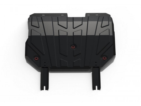 Защита картера+КПП  2.0 передний привод,увеличенная