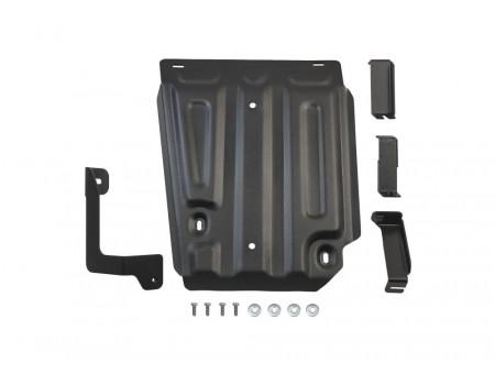 Защита топливного бака 1.3Т; 1.5d MКПП; 1.6 MКПП; полный привод
