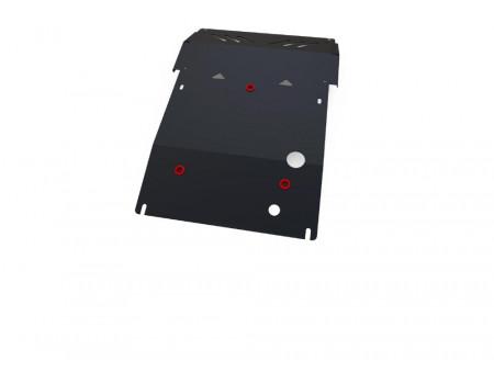 Защита радиатора + картера 2.3; 2.6d; 2.9d; 3.2